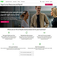 Sage One Payroll image