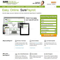 Sure Payroll image